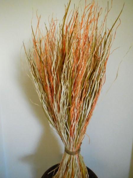 Grasbund, Orange-Beige,70cm, Z818