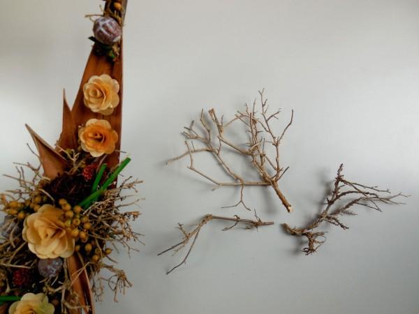 Äste, Natur, 3 Stk.,Z554