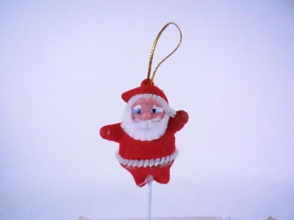 Weihnachtsmann, Stecker, 5cm